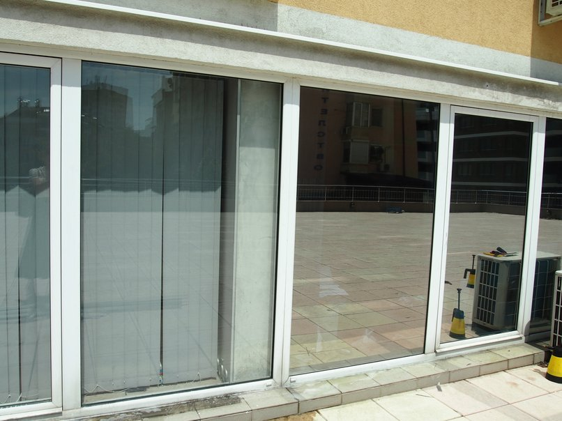 Solar control window film  Silver  - J&JCo