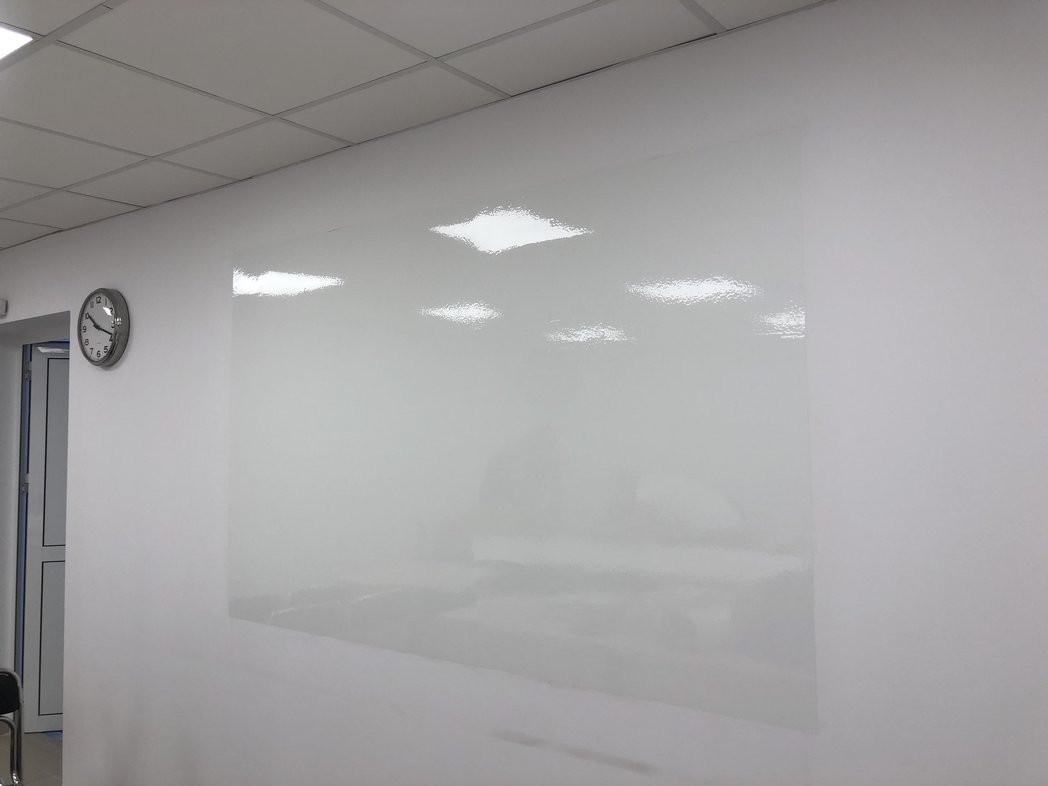 3M Whiteboard film screen and projection  Изображение 5
