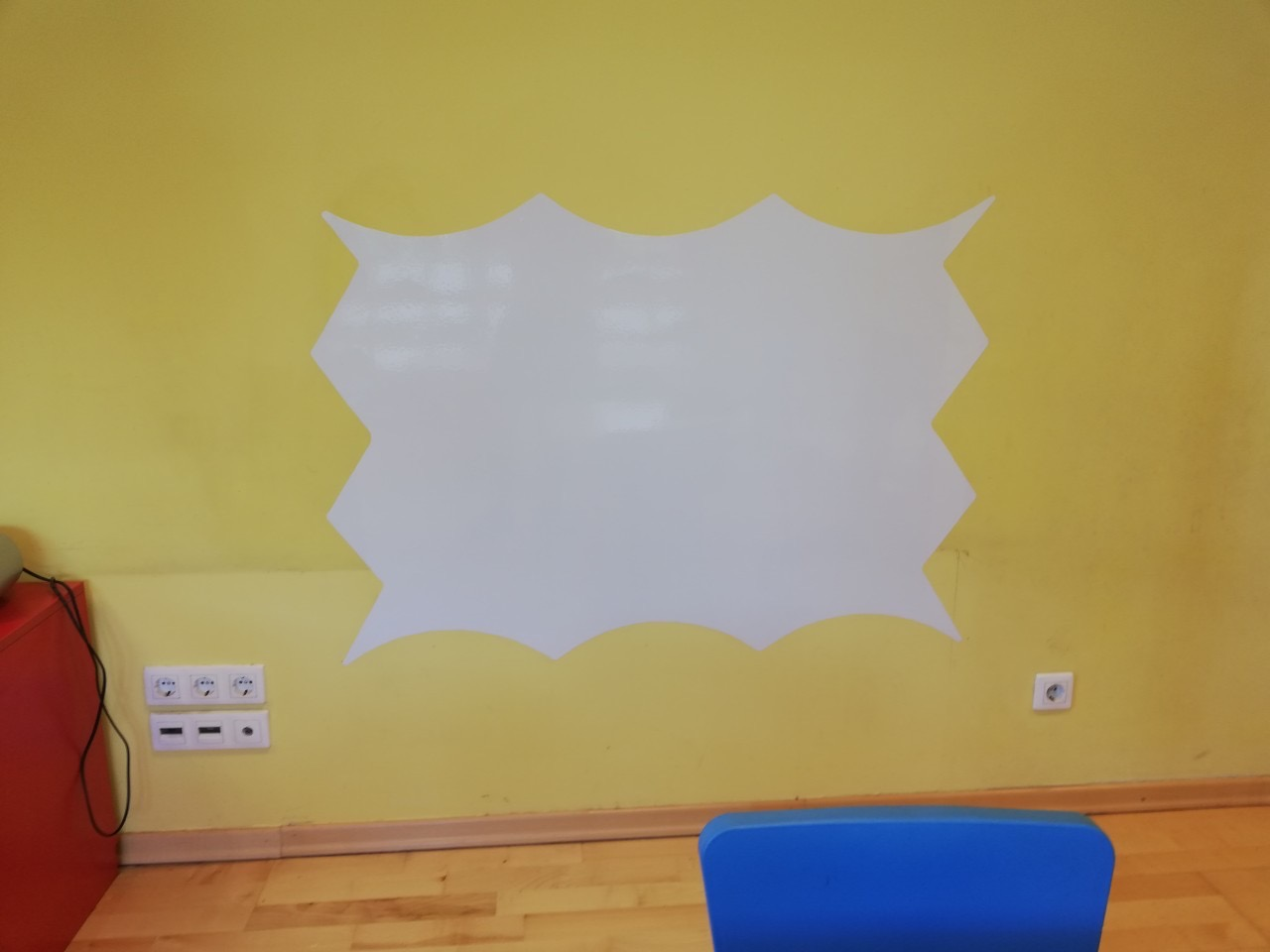 3M Whiteboard film screen and projection  Изображение 7